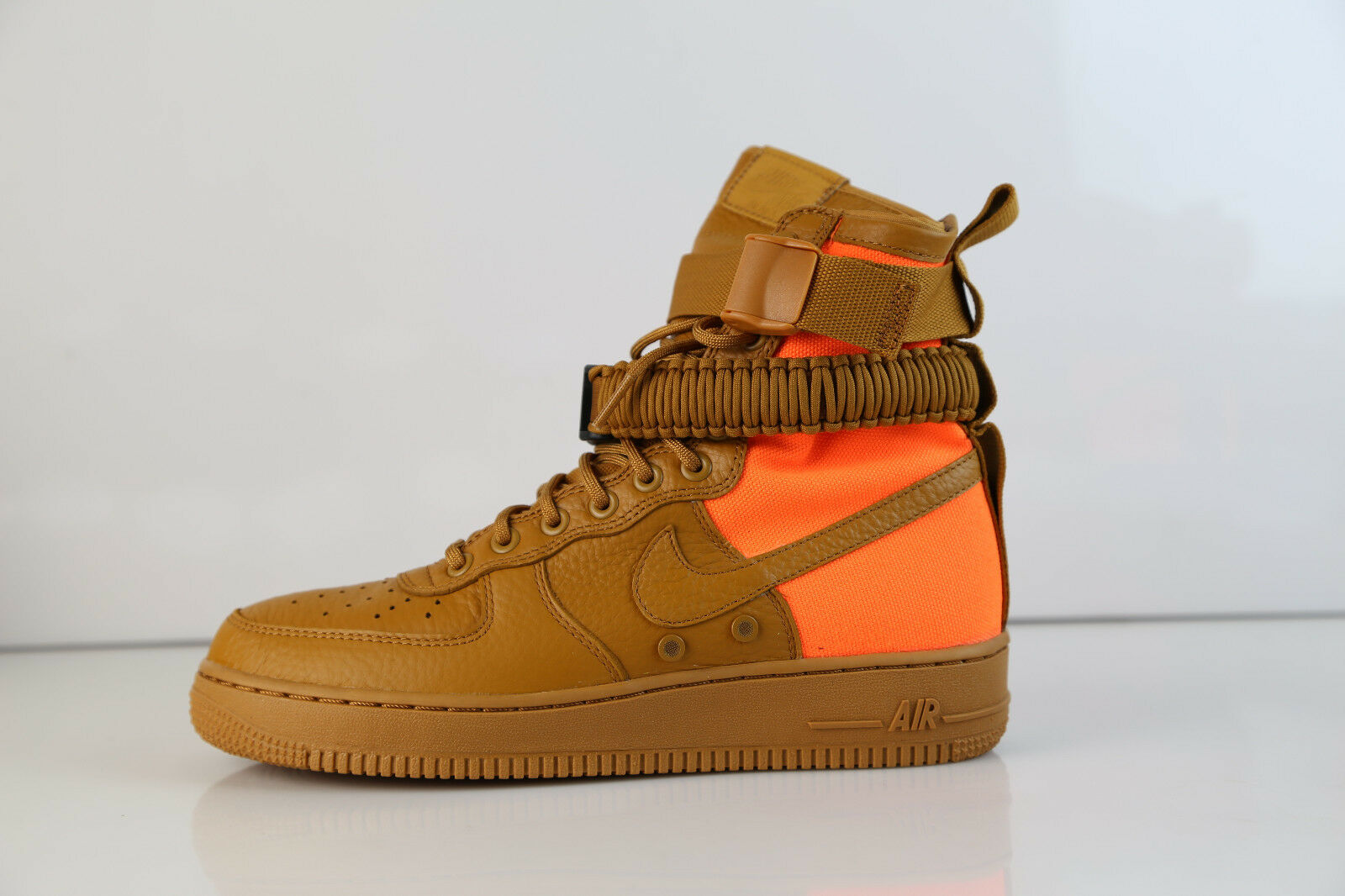 Nike SF AF1 QS Desert Ochre 903270-778 8-11.5 special air force force air 1 28d96a