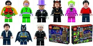 Minifigures LEGO? Serie TV classique Batman? ? La Batcave 76052