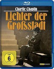 LICHTER DER GROSSSTADT (Charlie Chaplin, Virginia Cherrill) Blu-ray Disc NEU+OVP