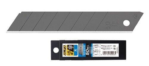 OLFA Replacement Black Blade 18mm L-type Heavy Duty Cutter LBB10K LBB50K JAPAN