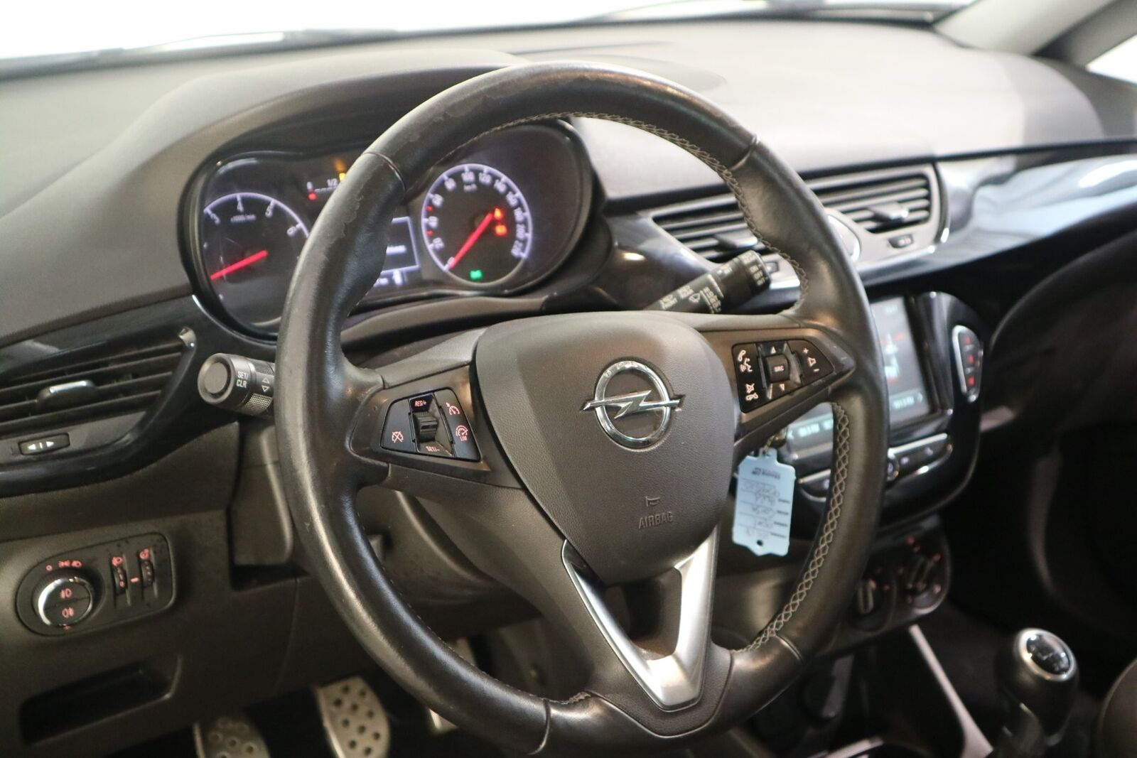 Opel Corsa 1,4 16V Sport - billede 4