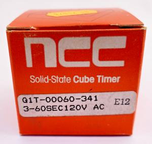NCC Slid-State Cube Timer Q1T-00060-341