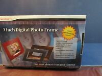 Digital Photo Frame - 7 Inches - In Box -