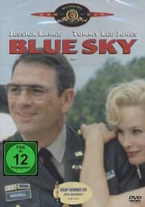 DVD BLUE SKY - JESSICA LANGE + TOMMY LEE JONES *NEU+OVP