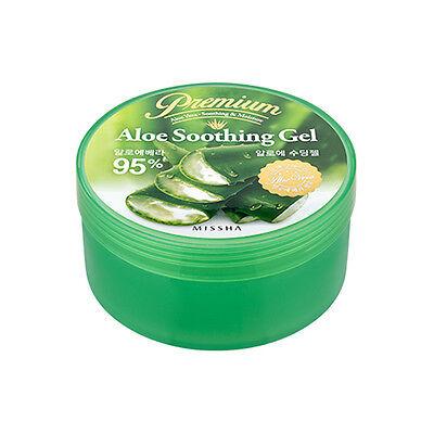 [MISSHA] Premium Aloe Soothing Gel - 300ml