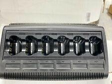 Motorola Impres Bank Charger Mts2000 Xts2500 Xts3000 Xts5000 Multi Unit Charger
