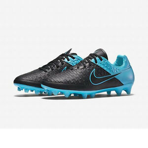 603fab1bda99 Image is loading Nike-Magista-Orden-Leather-Firm-Ground-Black-Turquoise-