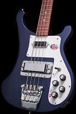 Rickenbacker 4003S 4 String Bass Midnight Blue With hard case