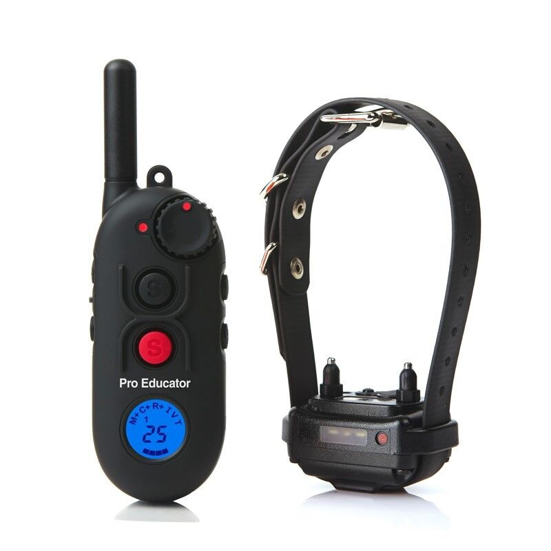 E-Collar Technologies WORKING DOG Pro EDUCATOR 900 1 2 mile CAR CHARGER FREE