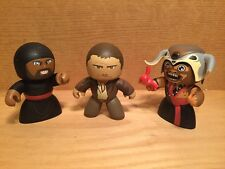 Hasbro MIGHTY MUGGS Indiana Jones Wave 1 Complete MIB Mola Ram Cairo Swordsman