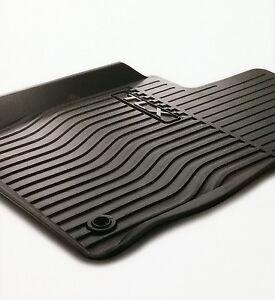 Genuine OEM Acura TLX AWD All Season High Wall Floor Mat Set - Acura floor mats