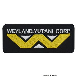 Weyland-yutani-Corp-Iron-on-Sew-on-Patch-Embroidered-Patch-for-Clothes-etc
