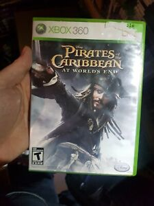 Pirates-of-The-Caribbean-At-World-039-s-End-Xbox-360-complete