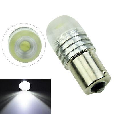 White 1156 BA15S P21W Super Bright Q5 LED 12V Car Turn Tail Rear Bulb Light