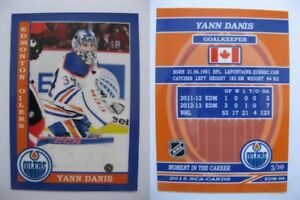 2015-SCA-Yann-Danis-Edmonton-Oilers-goalie-never-issued-produced-d-10