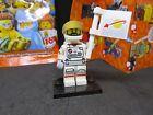 Lego Minifigures serie 15 - ASTRONAUTE Space blanc ( # 2) minifig