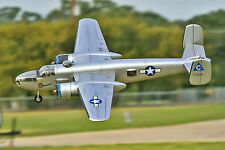 """B25 Mitchell Bomber 54""""  Giant Scale RC AIrplane Printed Plans"""