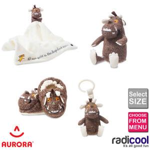 Aurora-Gruffalo-Baby-Range-Plush-Cuddly-Soft-Pram-Toy-Teddy-Rattle-Babies-Gift