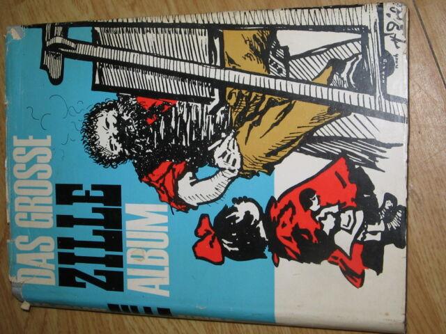Heinrich Zille - Das große Zille Album - Fackelträger Verlag 1957