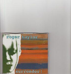 QUEEN-Roger-Surrender-UK-Promo-cd