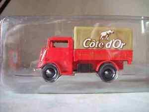 CAMIONCINO-PUBBLICITARIO-COTE-D-039-OR-CORGI-1-66-FORDSON-7W-TRUCK
