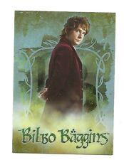 The Hobbit An Unexpected Journey Character Biography CB-02 BILBO BAGGINS