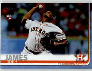 2019-Topps-Series-2-JOSH-JAMES-Rainbow-Foil-Astros-Rookie-584