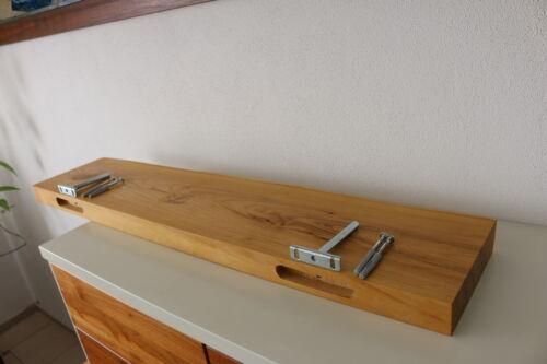 Muro Board acacia maciza madera estantería para Board steckboard estante brett árbol arista nuevo!!!