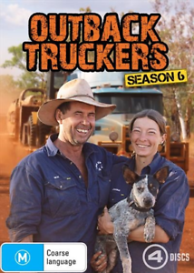 Outback-Truckers-Series-6-DVD-4-Disc-Set-NEW