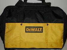 """DEWALT CONTRACTORS BAG 13""""  Heavy Duty DC331 DW059 DCS331 DCD995 DC925 ** NEW"""