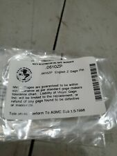 Meyer Gage 0610 Zp Z Gage Pin Lot Of 7 New In Package