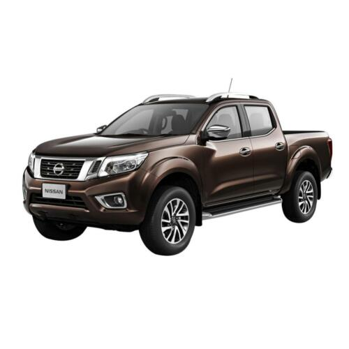 Door Handle Cover Trim Chrome Fits Nissan NP300 Navara D23 Pickup 2014-2017