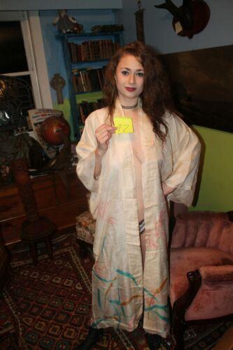 Vintage ca 1940's Lingerie Small #47 Kimono Sunris