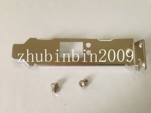Low Profile Bracket for MNPA19-XTR 671798-001 666172-001 10GB network card