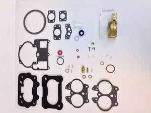 Chevrolet Carburetor Kit Walker 15538B Rochester 2  bbl Carburetor