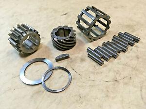 Harley-Davidson-OEM-Pinion-Shaft-Gears-Bearing-Key-Sportster-900-1000