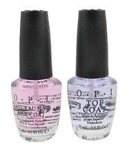 OPI Nail Polish Duo Top Coat & Base Coat set 15ml