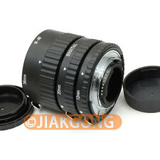 Metal Mount Auto Focus Macro Extension Tube For NIKON