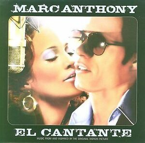 El-Cantante-by-Anthony-Marc-CD-Jul-2007-Sony-BMG