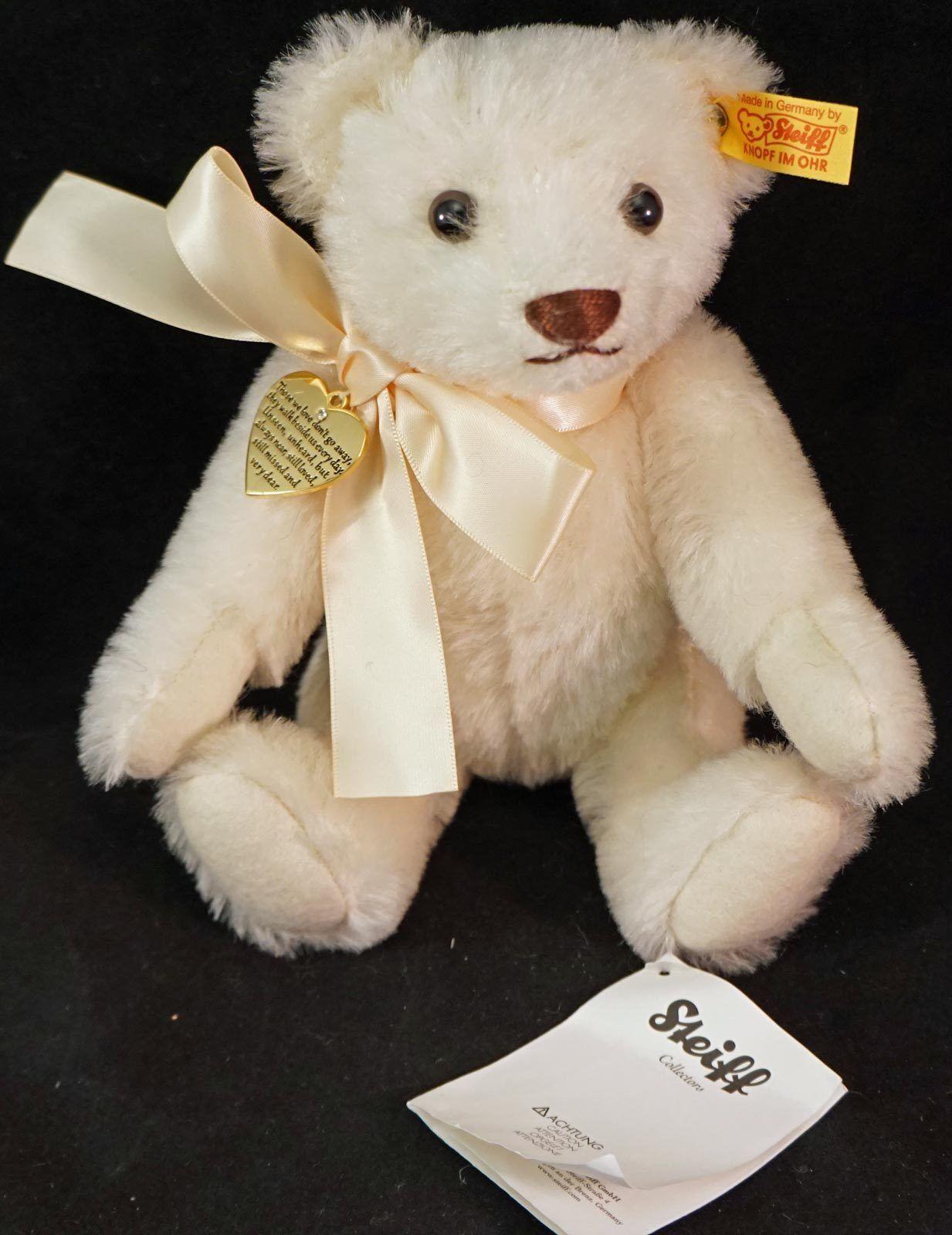 bianca Steiff Teddy 664601 Memories Bear Special Edition for Danbury Mint