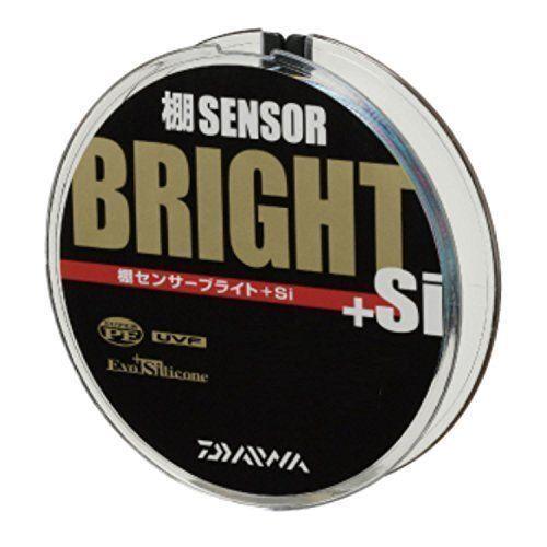 Daiwa PE LINE Shelf SENSOR BRIGHT+Si 200m lb Multi  Fishing LINE