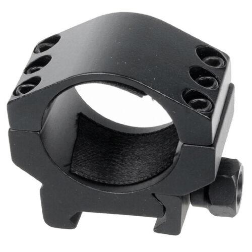 2 Pcs Low Profile Ring Weaver Picatinny Rail Scope Mount Heavy Duty 6 Bolts 30mm