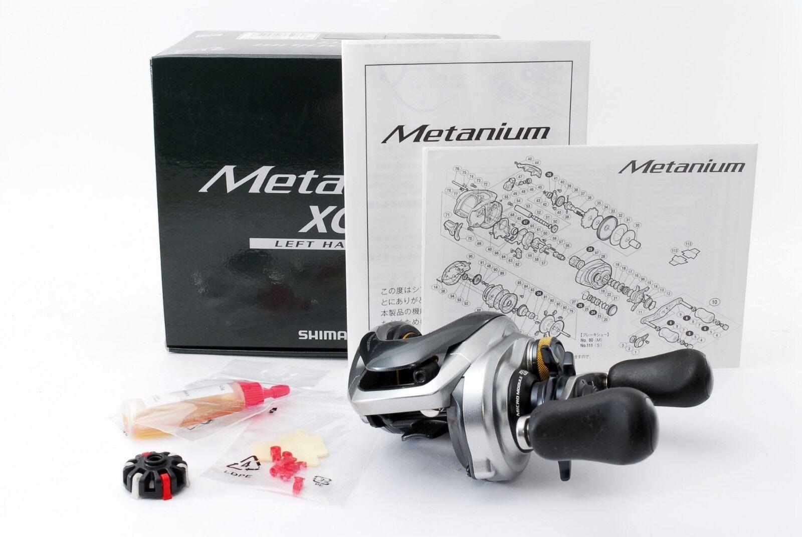 Shimano 13 Metanium XG Left Handle +Magnetic Brake from Japan【Excellent】