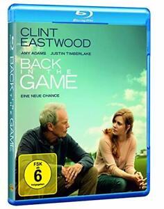Back-in-the-Game-Blu-ray-Clint-Eastwood-NEU-OVP-i-Fokie-SOFORT