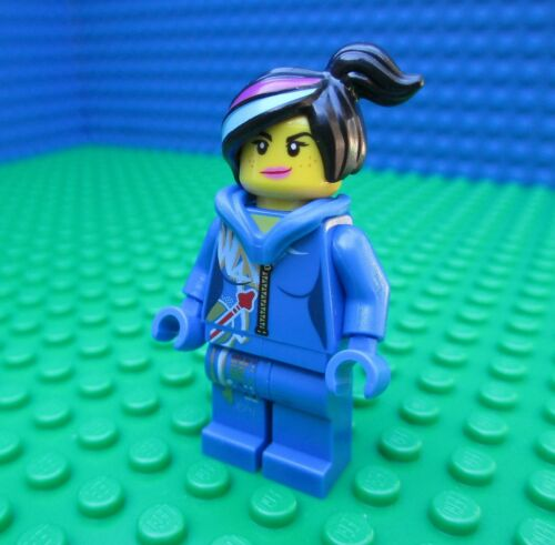 Lego Movie SPACE WYLDSTYLE Wildstyle Minifigure City Town 70816