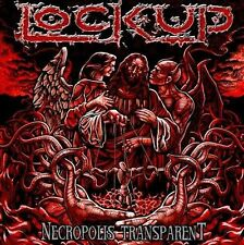 Necropolis Transparent * by Lock Up (CD, Jul-2011, Nuclear Blast (USA))
