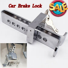 C03 Brake Pedal Lock Security Car Auto S.S Clutch Lock Anti-theft New Arrival