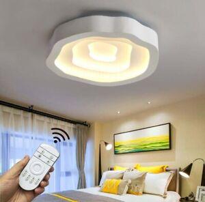 Details zu Style home LED Deckenlampe Deckenleuchte Wohnzimmer Modern 6810  (68W / 81W)