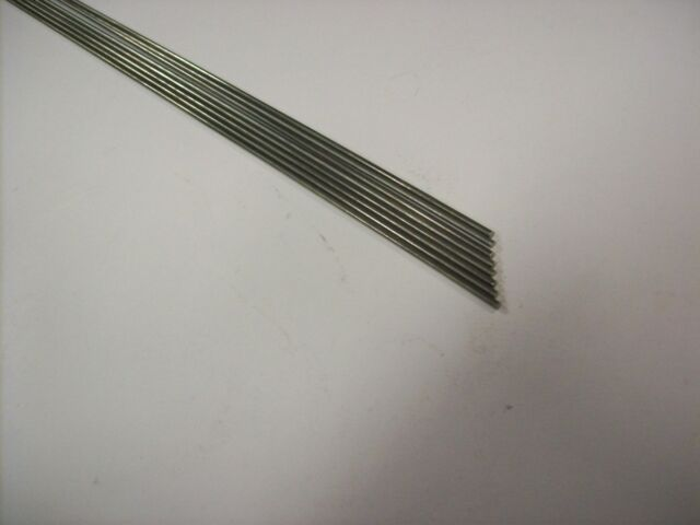 Aeronaut Stahldraht Feder-stahldraht Rostfrei 2 5mm 7733/25 | eBay