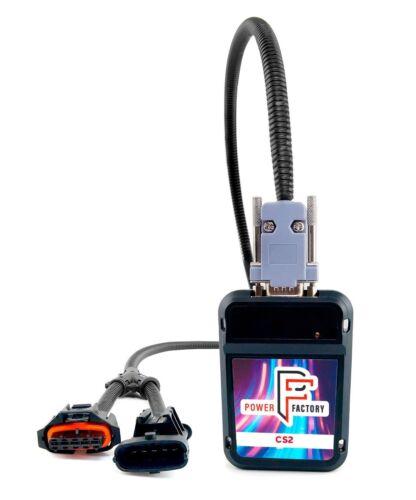 UK Chip Tuning Box SUZUKI SX4 S-Cross 1.6 88kW 120HP 2013/< Performance Power CS2